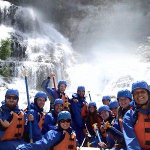 Rafting Kootenay River