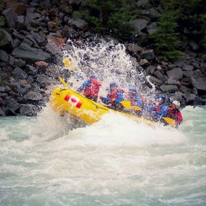 Rafting KickingHorse River